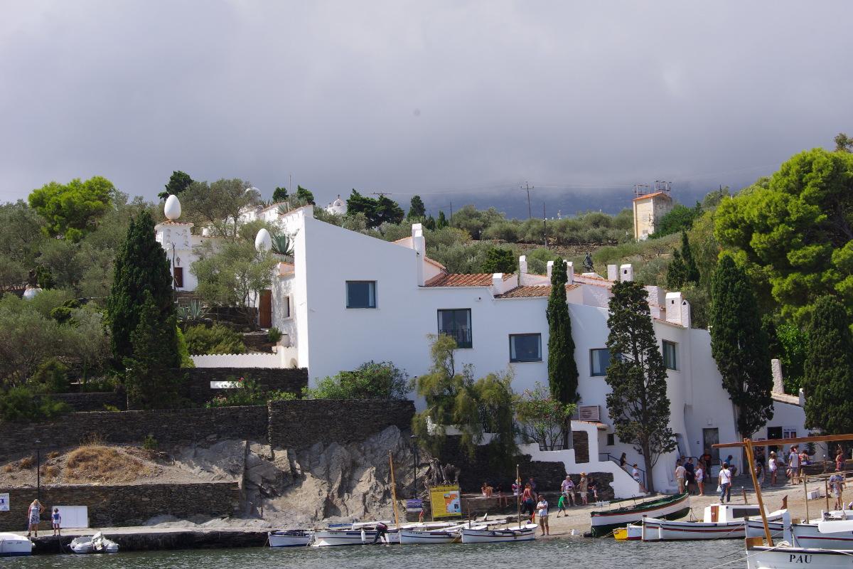 Znalezione obrazy dla zapytania port Lligat Dom salvadora dali