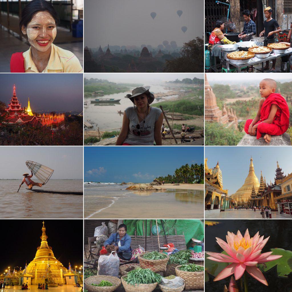 Birma w pigułce