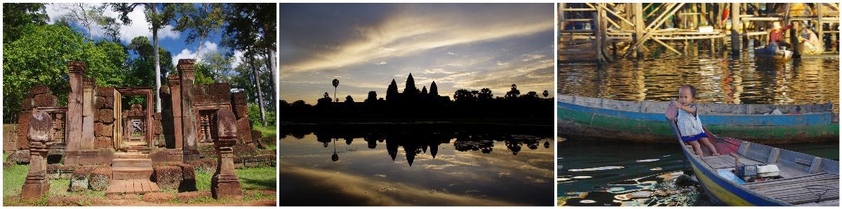 Azja, Kambodża OkiemMaleny.pl