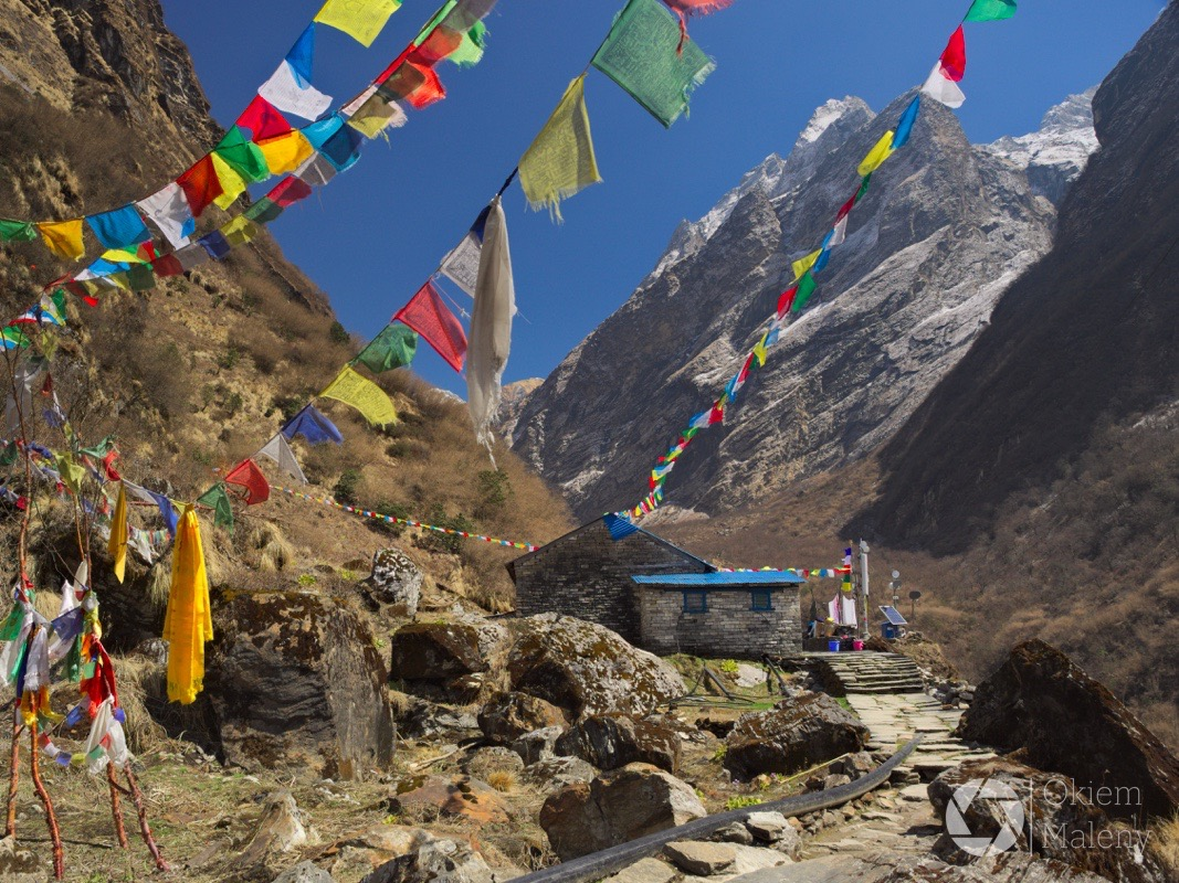 ca324a8b92d06 Trekking w Nepalu - poradnik praktyczny - Okiem Maleny