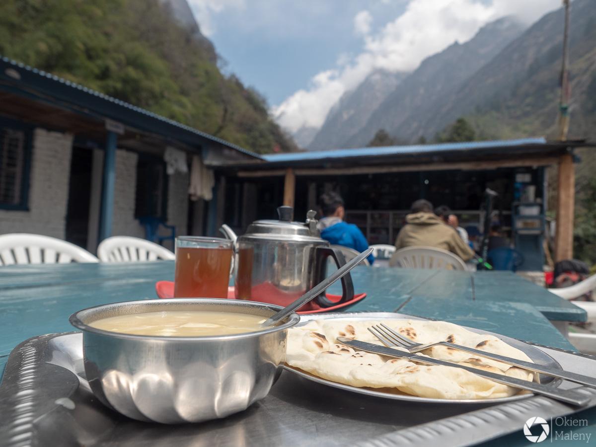 Kuchnia Nepalska Czy W Nepalu Mozna Dobrze Zjesc Okiem Maleny